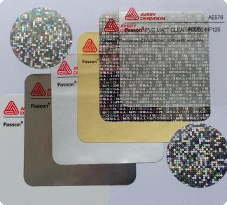 Plastic labels